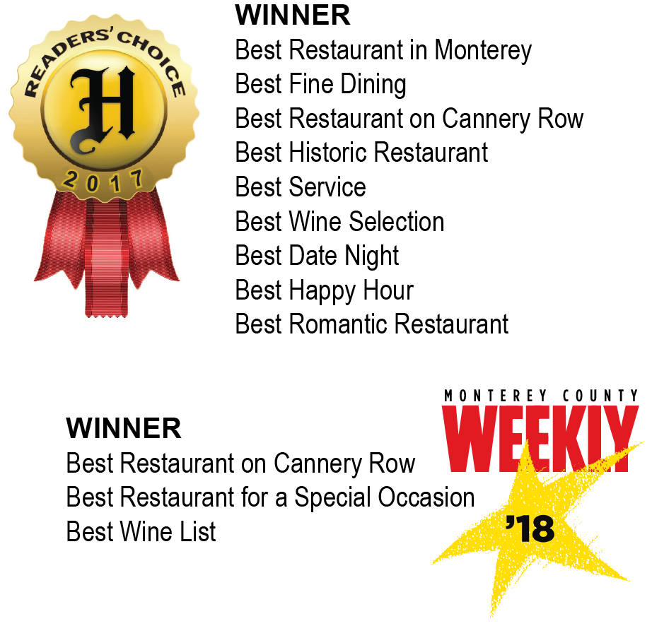 Monterey Herald County Weekly Reader S Choice And Best Of Award Winner