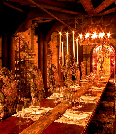 The Sardine Factory Private Events The Wine Cellar